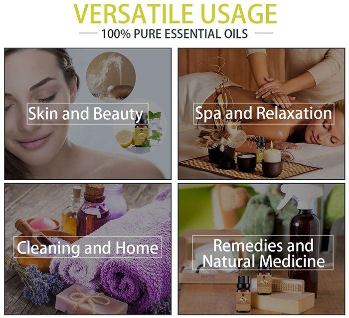 10ml Natural Vetiver Premium Therapeutic Essential Oil