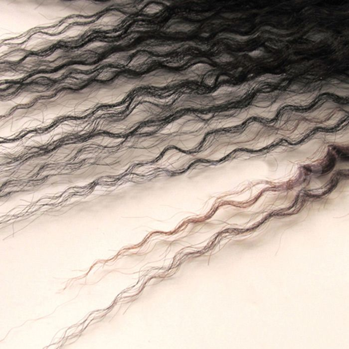 Long Fluffy Curly Heat Resistant Synthetic Hair Weaves