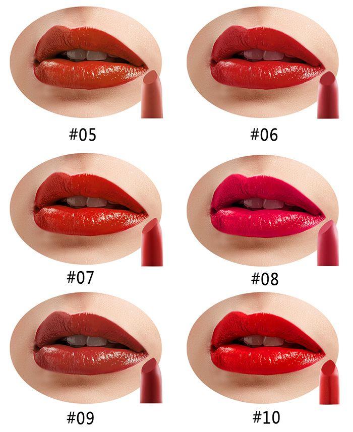 Long Lasting Silky Moisturizing Lipstick