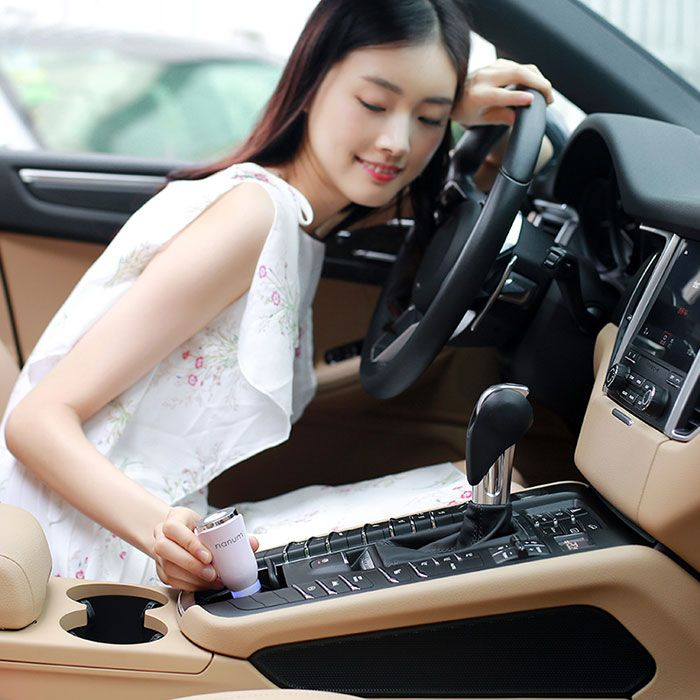 USB Charger Car Aromatherapy Diffuser