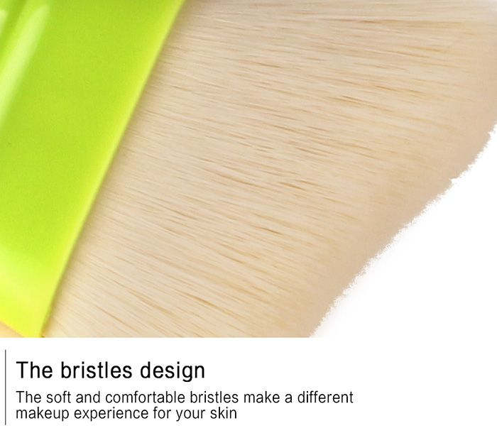 1PCS Makeup Irregular Fluffy Blush Brush