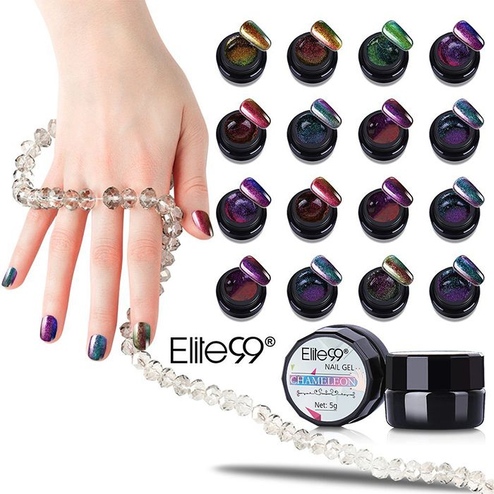 Elite99 Color Changing Chameleon Nail Gel Polish