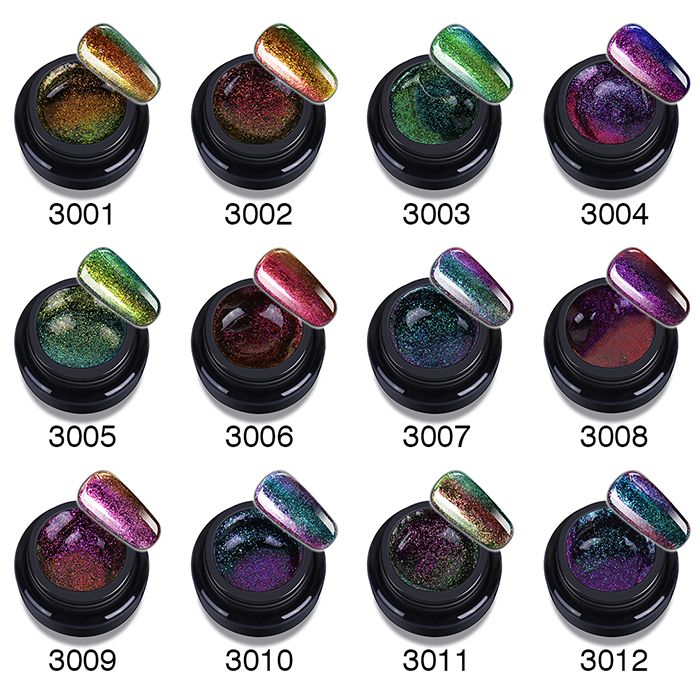 Elite99 Color Changing Chameleon Nail Gel Polish