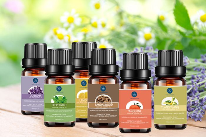 6 Pieces Elevation Joyful Blend Essential Oil Set