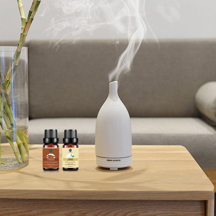 6 Pieces Bergamot Cinnamon Jasmine Lavender Patchouli Ylang Ylang Essential Oils