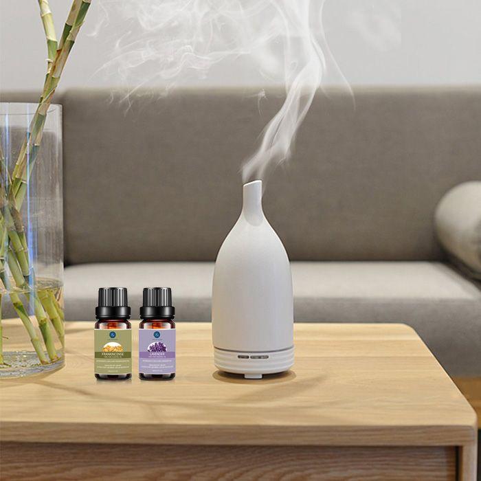 Top 8 Pieces Lagunamoon Premium Therapeutic Aromatherapy Essential Oil
