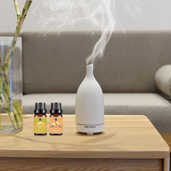 6PCS Encouraging Blend Essential Oil Suit