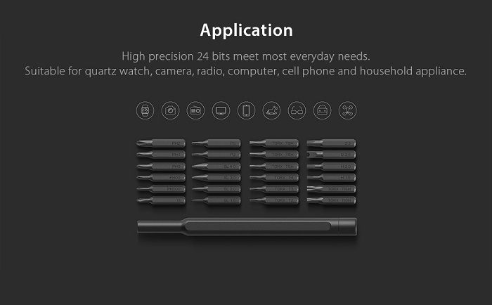 Xiaomi Wiha 24 in 1 Precision Screwdriver Kit