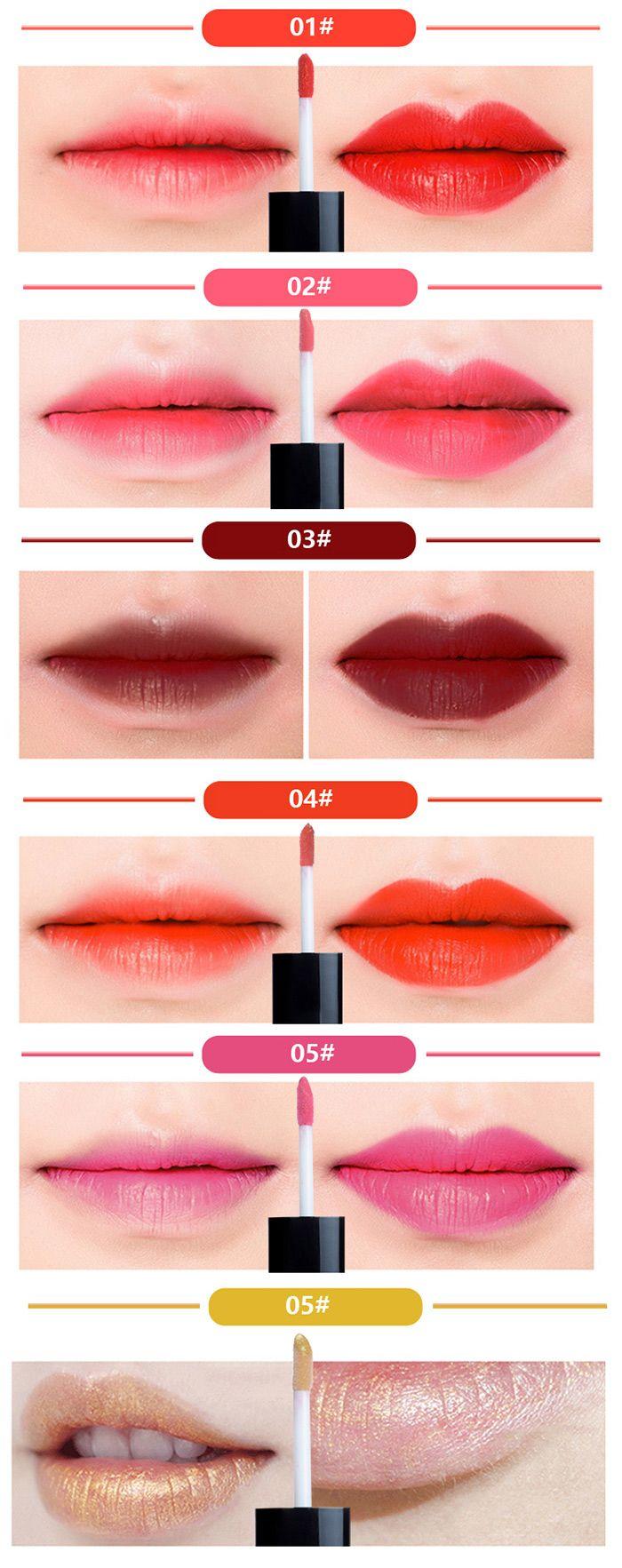Long Lasting Moisture Not Stick Lip Glaze