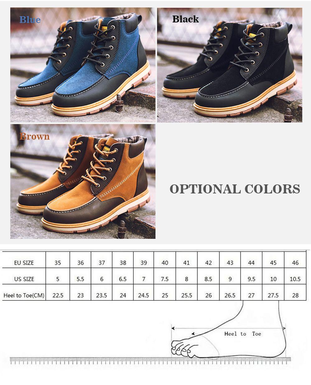 Moc Toe Color Block Ankle Boots