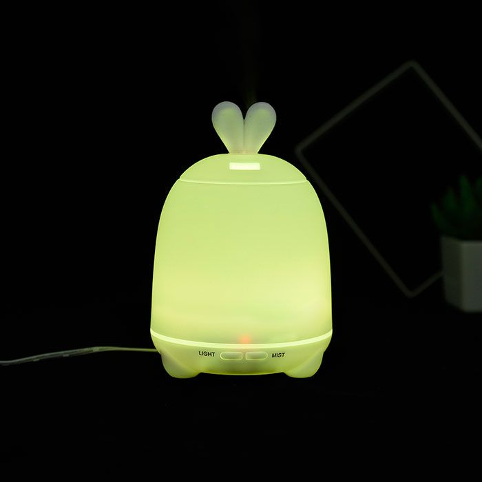 Rabbit Air Humidifier With Color Changing LED Light