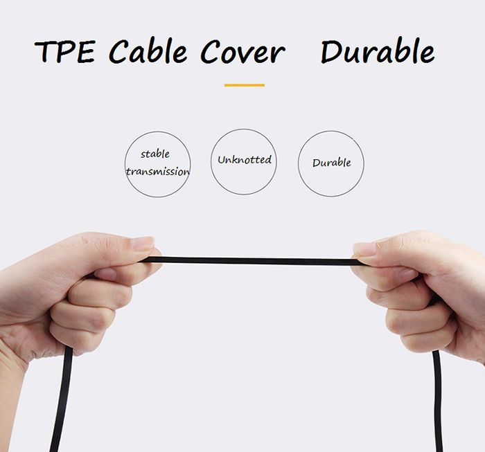 2 In 1 Telescopic Extension Retractable USB Cable