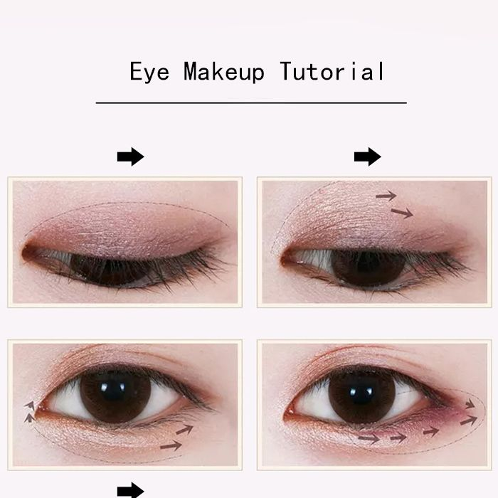 Professional Long Lasting Waterproof Creamy Stick Eyeshadow