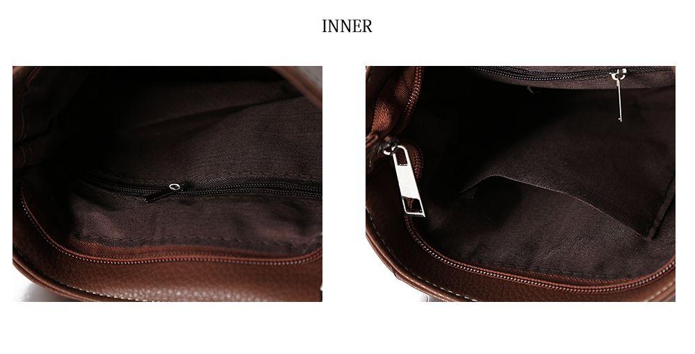 Fashion Women Mini Round Handbag Old Classical  Crossbody Bag
