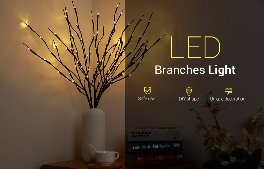 DCHDC - 5M Battery Powered LED Branches Light