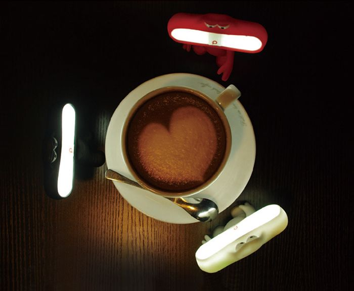 Home Tree Creative Night-light Frog Figure Lamp Energy Saving