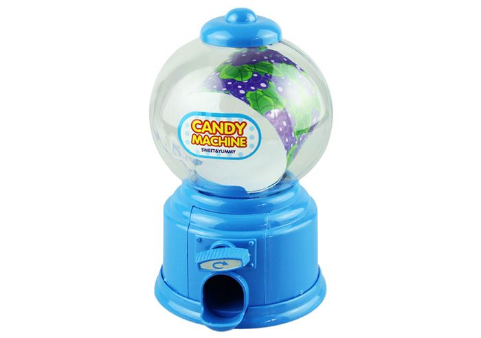 Candy Machine Candy Gashapon Machine Sweet Toy and Decoration
