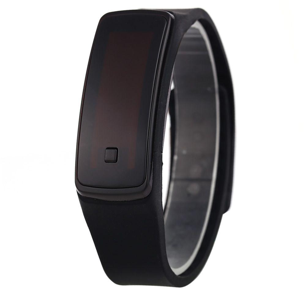 Men Women LED Digital Bracelet Watch Sport Wristwatch