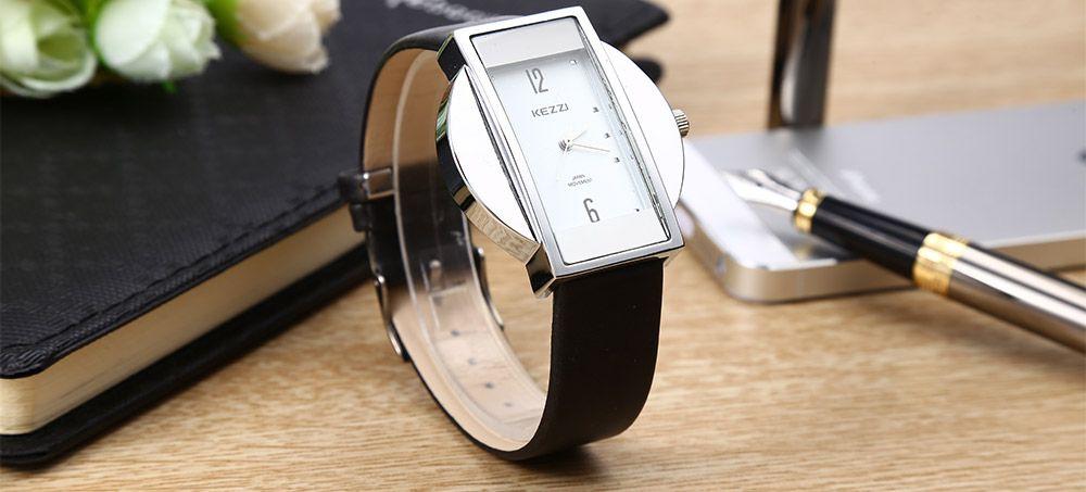 KEZZI K - 595L Women Quartz Watch Special Dial Wristwatch