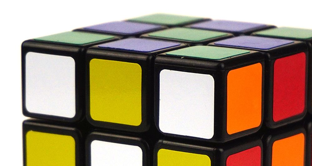 Shengshou Cube Aurora Magic Cube Black Base Fun Educational Toy