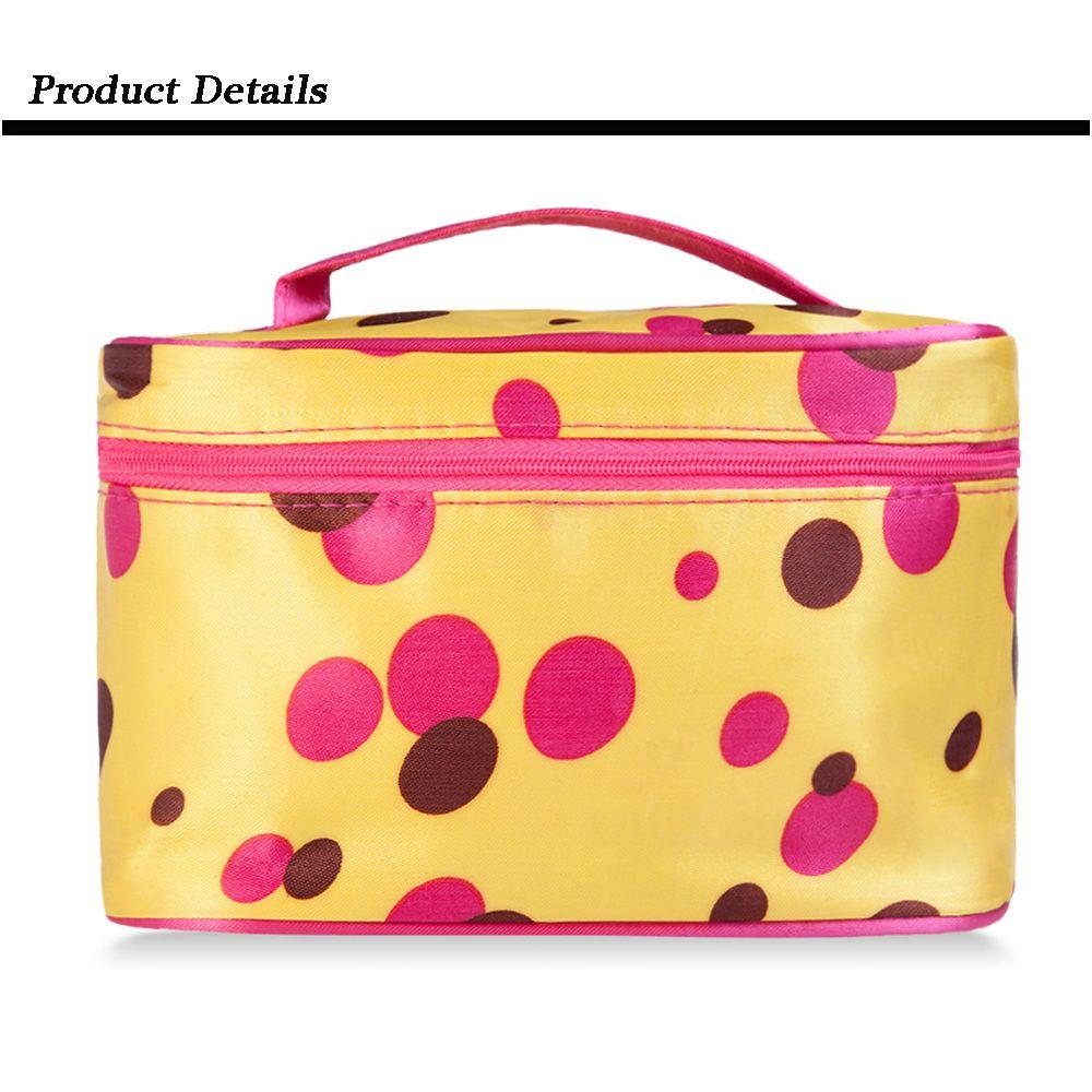 Guapabien Practical Polka Dot Print Storage Bag