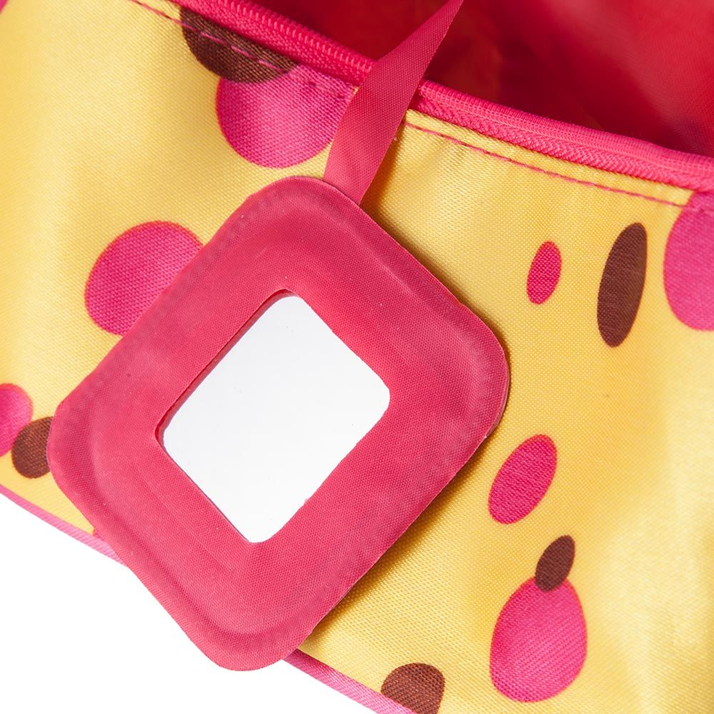 Practical Polka Dot Print Storage Bag