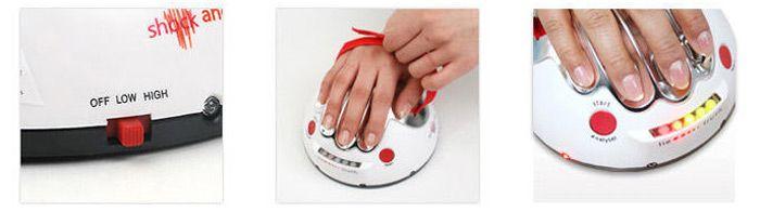 Electric Shocking Liar Novelty Game Interesting Lie Detector Game