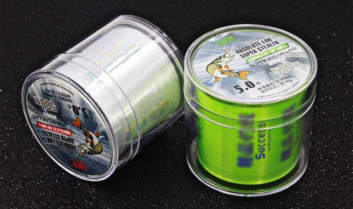 DIAODELAI 500M Super Strong Nylon Fishing Line