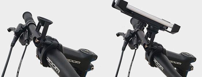 BASECAMP BC-981 Bike Holder for Cellphone Practical Navigation Bracket