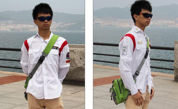 ILURE 4L Fishing Bag Multipurpose Waterproof Saddle Pack