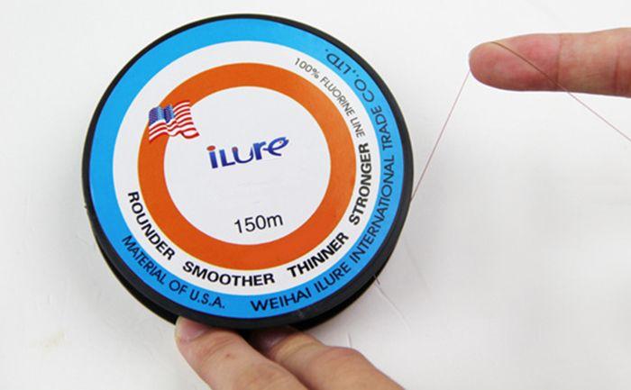 ILURE 150M Carbon Fiber Fishing Line ( Line 1.0 )