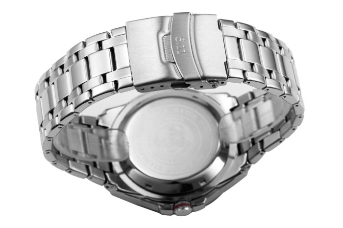 6.11 GD006 Photoelectric Conversion Male Watch Japan Movt Mineral Glass Date Display