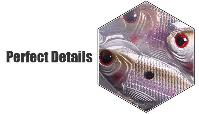 2019 ILURE Crank 6.5cm Long-tongue Fat Artificial Fishing