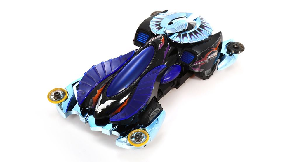 AULDEY 88501 Racing Car ABS Educational Birthday Present with Brushed Motor