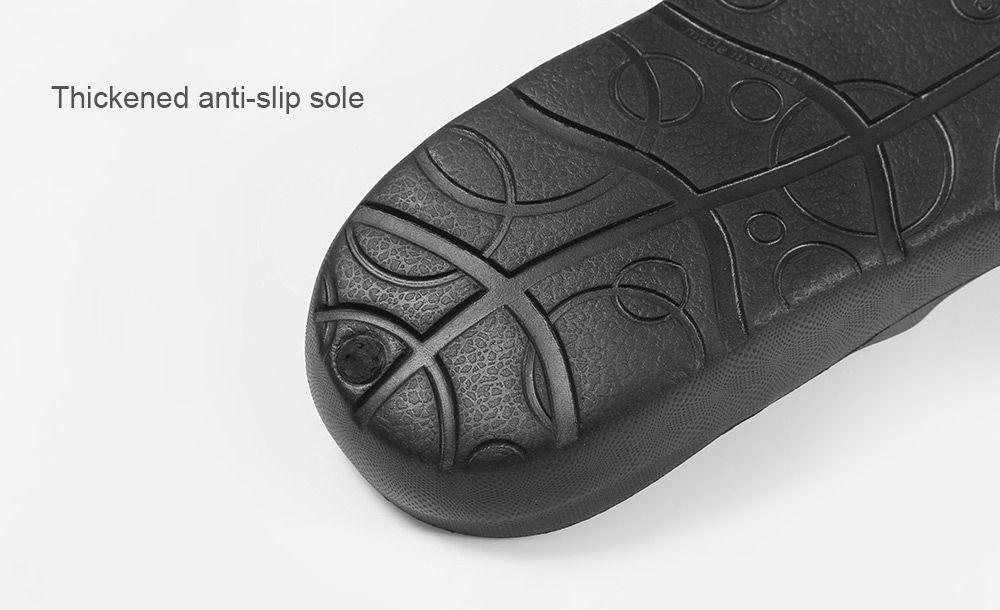 EVA Massage Flip Flops Beach Flat Sandals for Men
