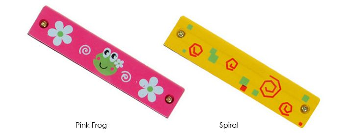 Painting Electronic Harmonica Early Educational Instrument Toy for Kid Child