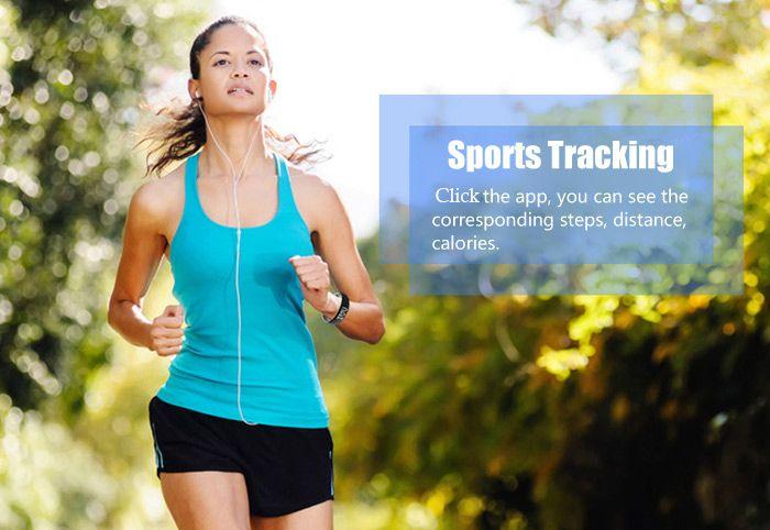 B17 Bluetooth 4.0 Smart Watch Sports Wristband