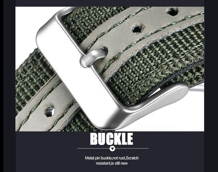 SINOBI Fashion Quartz Watch with Stereo Dial for Men