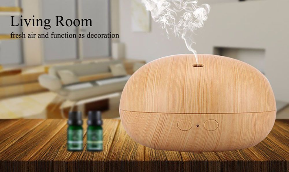 400ml Ultrasonic Portable Spa Use Air Diffuser Cool Mist Diffusers