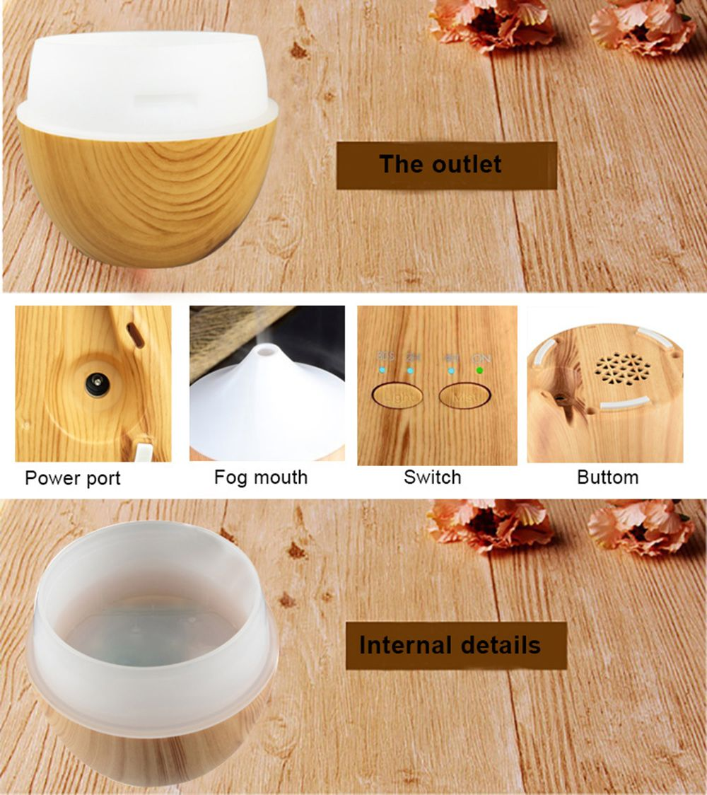 New Arrive Home Use Aroma Therapy Ultrasonic Oil Diffuser
