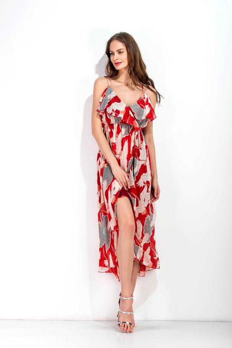 Beach Harness Dress