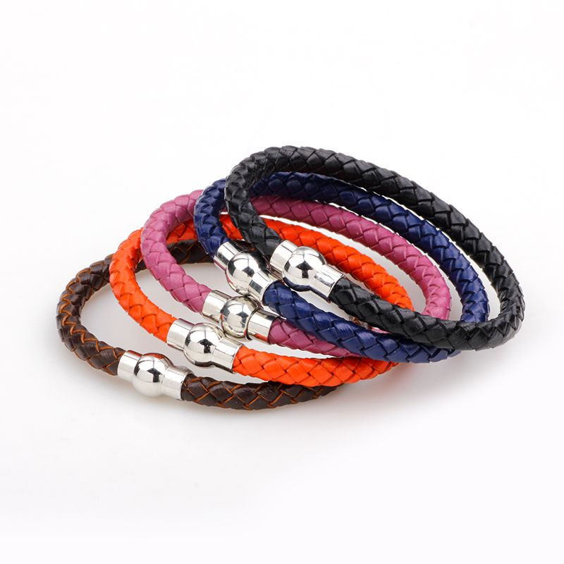 Hand Woven Leather Bracelets
