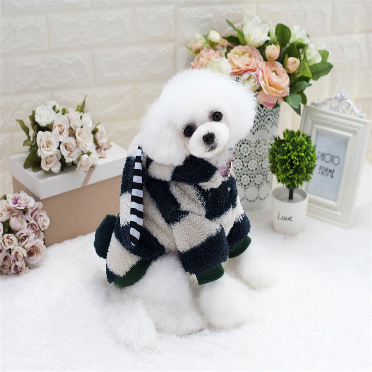 Lovoyager A03 Dog Winter High Quality Soft Thermal Coat