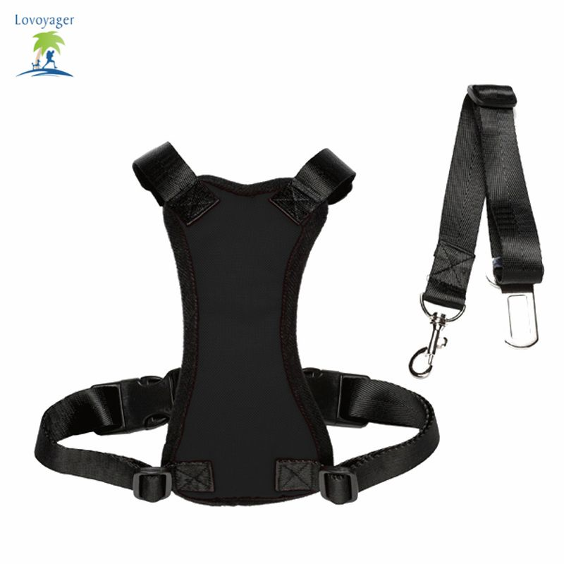 Lovoyager Lvhb15007 Safety Dog Harness for Dog