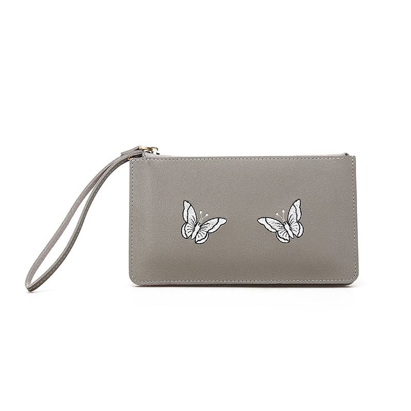 Ladies Fashion Casual  PU Leather Wallet for Women