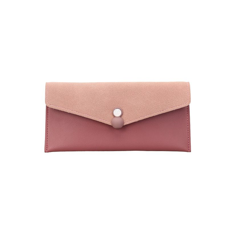 Womens Wallet pu Leather Blocking Purse Credit Card Clutch