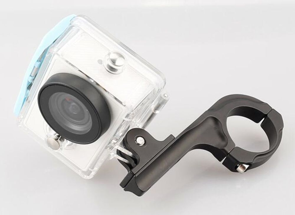 Bicycle Bracket Q Shape 3cm Diameter Bike Suport for Sports Camera