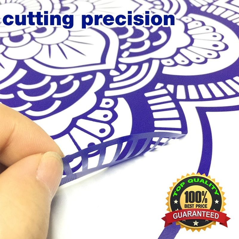 DSU WS0028 Peacock Line Abstrac Simple Art Wall Stickers