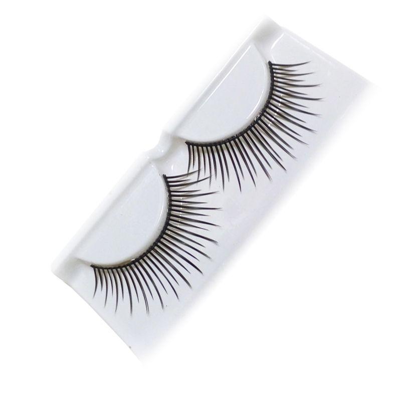 Pair of Beautiful Black Natural Long Eyelash