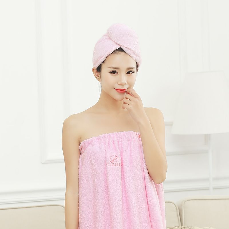 Bath skirt suit